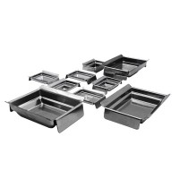 STAINLESS STEEL BASE MOULDS